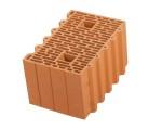 Поризованный керамический блок Porotherm 38