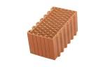 Поризованный керамический блок Porotherm 44