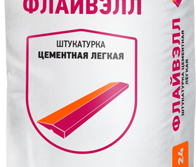 ФЛАЙВЭЛЛ PC24/1 ML ШТУКАТУРКА ЦЕМЕНТНАЯ