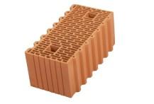 Поризованный керамический блок Porotherm 51