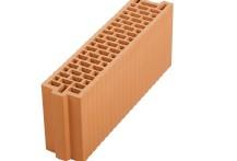 Поризованный керамический блок Porotherm 12