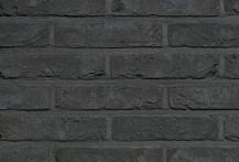 Кирпич керамический ручной формовки Agora Grafietzwart WF50