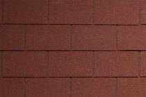 Гибкая черепица Tegola, серия Классик, цвет Красный Испания