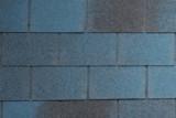 Гибкая черепица Tegola, серия Классик, цвет Синий с отливом