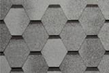 Гибкая черепица Tegola, серия Нордик, цвет Серый с отливом