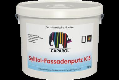 Структурные штукатурки для наружних работ на силикатной основе Sylitol Fassadenputz K, R