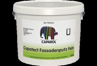 Готовая к применению мелкозернистая штукатурка на органической основе для гладких, фильцованных поверхностей Capatect-Fassadenputz Fein