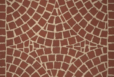 "Тротуарная клинкерная мозаика Feldhaus Klinker ""Gala plano"" 402"