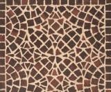 "Тротуарная клинкерная мозаика Feldhaus Klinker ""Gala ferrum"" 409"