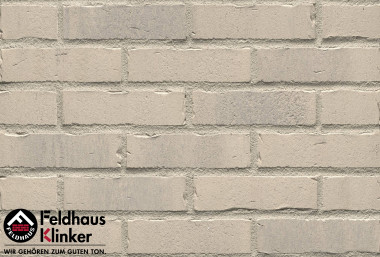 Клинкерная плитка – состаренная поверхность ручная формовка Feldhaus Vascu crema toccata