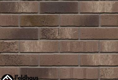 Клинкерная плитка – состаренная поверхность ручная формовка Feldhaus Vascu R775 argo marengo