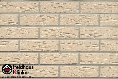 Клинкерная плитка Feldhaus Klinker   Classic R 116 Perla mana