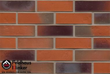 Клинкерная плитка Feldhaus Klinker Accudo  R 715 terreno bluastro