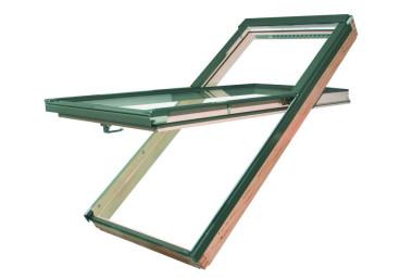 Мансардное окно Fakro FTP-V U3