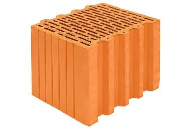 Поризованный керамический блок Porotherm 30